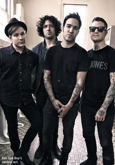 Fall Out Boy, STAHP. the perfectness needs to just stop. i mean, there ARE other people. SHARE YOUR PERFECTNESS.
