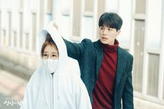 Touch Your Heart (진심이 닿다) Korean - Drama - Picture Goblin, Korean Actresses, Korean Actors, Actors & Actresses, Drama Funny, Drama Memes, Lee Dong Wook, Kdrama Recommendation, Yoo In Na