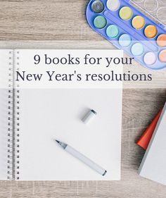 9 books for your New Year's resolutions. A book list to help you meet your goals and focus on the right things in 2016.