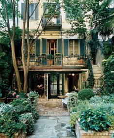 HousesDesign. Фотография из статьи «Классический итальянский сад в современной трактовке: особенности создания»