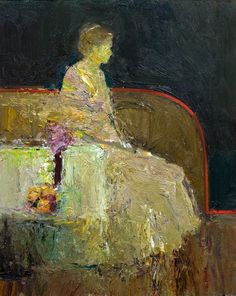 Dan McCaw ~ Expressionist painter