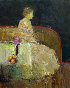 Dan McCaw ~ Expressionist painter