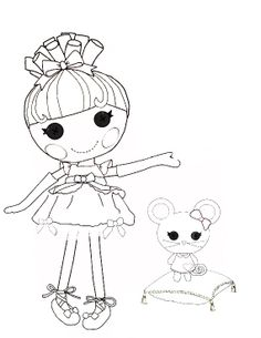 lalaloopsy cinder slippers coloring page coloring pages pinterest cinder and lalaloopsy