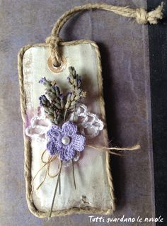 Perfume of lavender