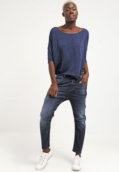 Diesel FAYZA-NE JOGG JEANS - Jeans Relaxed Fit - 0848K - Zalando.de