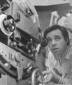 Peter Bogdanovich (American drama & comedy director: The Last Picture Show [1971], What's Up Doc? [1972], Paper Moon [1973], They All Laughed [1981], Texasville [1990])