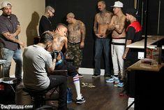 Irezumi Tattoos, Geisha Tattoos, Boxer Dog Puppy, Abc Studios, Full Back Tattoos, Nick Cannon, Incredible Tattoos, Inked Magazine, Mariah Carey
