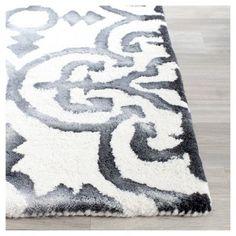 Bardaric Area Rug - Ivory / Charcoal (9' X 12') - Safavieh, Ivory/Grey