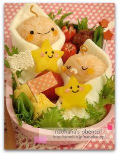 Baby bento ♥ Bento