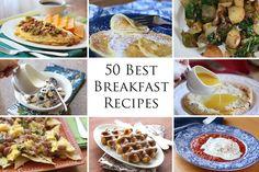 Barefeet In The Kitchen: 50 Best Breakfast Recipes