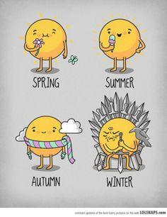 Primavera. Verão. Outono. Inverno