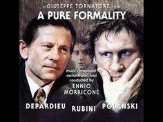 A pure formality soundtrack - Ennio Morricone
