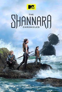 """The Shannara Chronicles"" (2016) Film Poster"