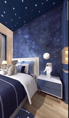 2 Bedroom House Design, Master Bedroom Interior, Kids Bedroom Designs, Bedroom Furniture Design, Home Room Design, Home Decor Bedroom, Modern Bedroom, Box Room Bedroom Ideas, Small Room Bedroom