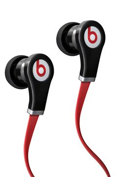 For your ears: Beats by Dr. Dre 'Tour' In-Ear ControlTalk® Headphones