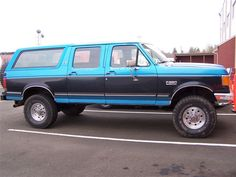 Lifted Trucks, Ford Trucks, Pickup Trucks, 4 Door Bronco, Lifted Dually, Ford Ranger Truck, Classic Ford Broncos, Ford Excursion, Ford 4x4