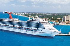 Great shot of the Carnival Liberty.  Going to tour the ship tomorrow!  Can't Wait!  For more info, go to www.letsvamoose.com