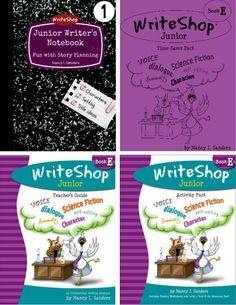 WriteShop Junior,Book E (9-10-11Y) [Composition]