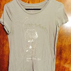 Armani Exchange tshirt Very light weight comfy tshirt A/X Armani Exchange Tops