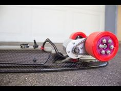 DIY Bluetooth Nunchuck Controller for Electric Skateboards! - YouTube