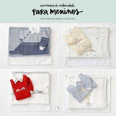 Dicas de como arrumar a malinha do bebê com roupinhas masculinas para os seus primeiros dias que serão na maternidade, com a ajuda da equipe maravilhosa da loja Valencien.