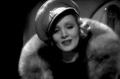 Marlene Dietrich in Shanghai Express (Josef von Sternberg, 1932) viawolffcity