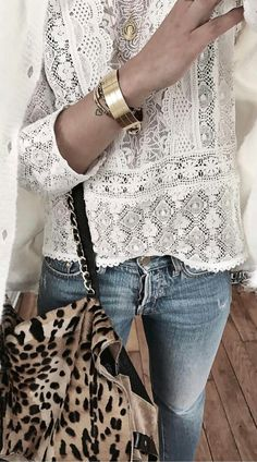Love this shirt...have this purse