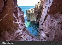 Image result for canyon in Cagliari Sardinia Sardinia, Water, Outdoor Decor, Travel, Image, Gripe Water, Viajes, Traveling, Trips