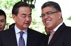 LA VOZ SIN CENSURA: China favorece diálogo en el conflicto de Venezuel...