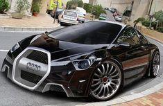 Audi.....oufffff.....un rêve.....