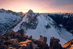 The soul of the Alps by Stefan Hefele - Photo 134358885 - 500px