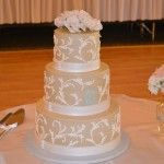 Sarah's Cake Shop - Custom designed wedding cakes