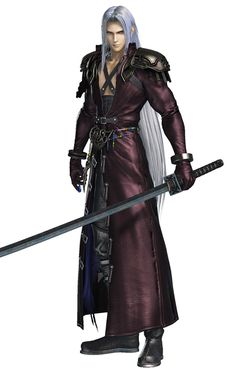 Sephiroth, Legendary Soldier C from Dissidia Final Fantasy NT