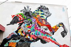 Tristan Eaton (2015) - Honolulu, Hawaii (USA) --------------------------------------------------------- IMHO, the best piece of the 2015. Had the pleasure of seeing it in 2015 and a few months after Pow Wow Hawaii 2016. Hope it lasts for years.