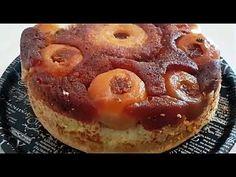 Prajitura rasturnata cu mere Tort de mere - YouTube Romanian Desserts, No Cook Desserts, Food Cakes, Macarons, Cake Recipes, Caramel, Cheesecake, Food And Drink, Pie