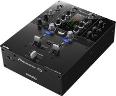 PIONEER DJM-S3 Mesa de mezclas de 2 canales te permite utilizar Serato DJ tan pronto como la sacas de la caja  #djm #pioneerdj #serato #scratch #dj #set #mixer #music #djms3 #s3