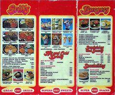 Wimpy menu             1972. by Etiennedup, via Flickr