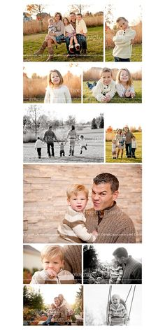 super fun family photos