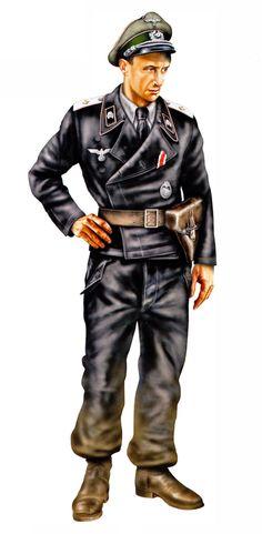 SS Uniformen