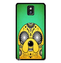 Adventure Time Sugar Skull Samsung Galaxy S3 S4 S5 Note 3 Case