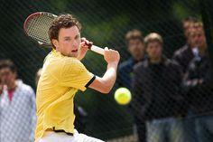 Ook een uitgebreid potje tennis spelen is bij Recreatiepark de Leistert geen probleem!