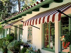 Spear Awnings by Superior Awning in Southern California.  superiorawning.com