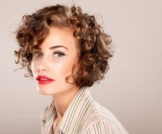 11 Cute Curly Hair Styles For Bouncing Into Spring ☮k☮