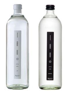 Tau Spring Water Bottles (still and sparkling)