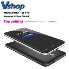 Homtom ht3 ht7 3 그램 wcdma 스마트 폰 안드로이드 5.1 mtk6580 쿼드 코어 RAM 1 기가바이트 ROM 8 기가바이트 휴대 전화 잠금 해제 듀얼 심 휴대 전화