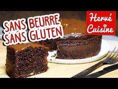 Recette du moelleux chocolat sans gluten et sans beurre - HerveCuisine.com