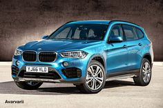 Next-gen 2017 #BMW #X3 - #Rendering