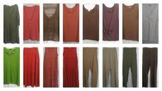 Type 3/2 Color Palette (Soft Autumn)