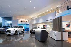 car showroom » Retail Design Blog