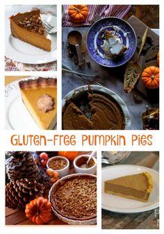 50 Gluten-Free Pumpk